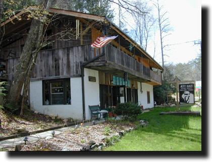 Smoky Mountain Arts Amp Crafts Community Jeff Hale S Future